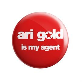 Ari Gold Is My Agent - Badge