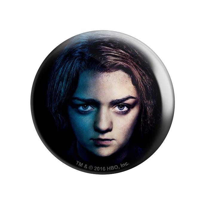 Arya Stark - Game Of Thrones Official Badge