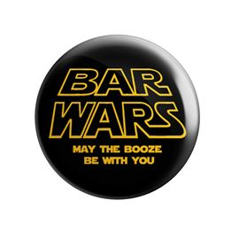 Bar Wars - Badge