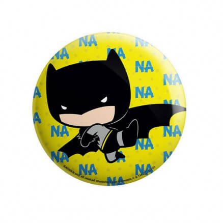 Chibi Batman - Batman Official Badge
