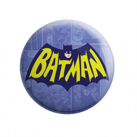 Batman: Retro - Batman Official Badge