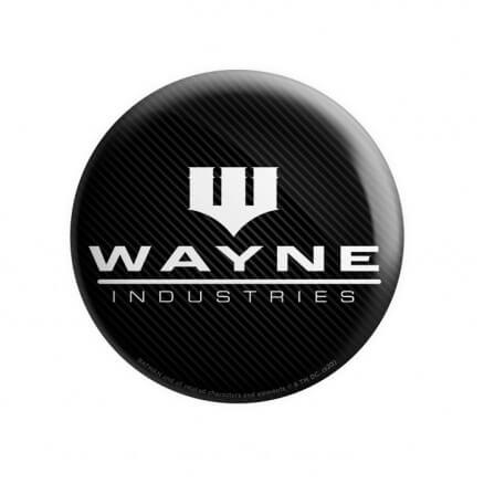Wayne Industries - Batman Official Badge