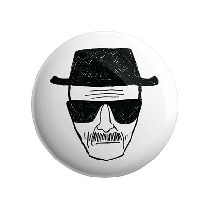 Heisenberg - Badge