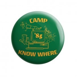 Camp Know Where - Badge