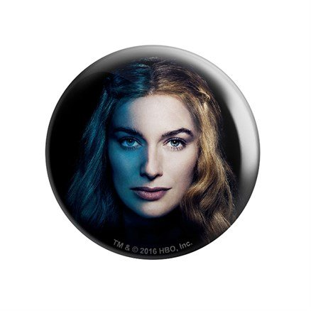 Cersei Lannister - Game Of Thrones Official Badge