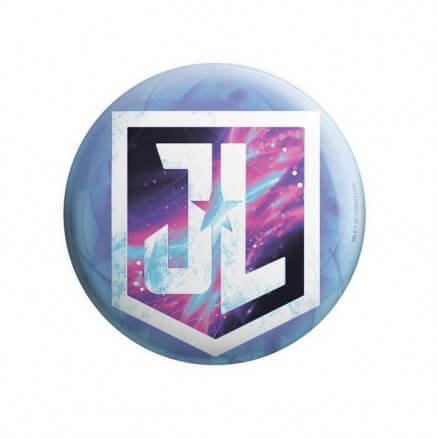 Justice League Logo - DC Official Badge