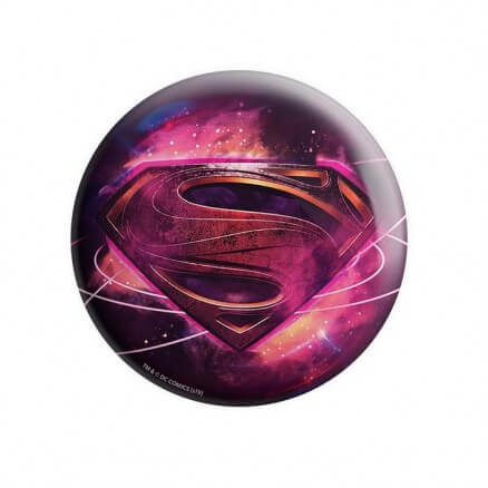 Superman Logo - DC Official Badge