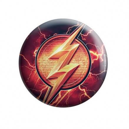 The Flash Logo - DC Official Badge