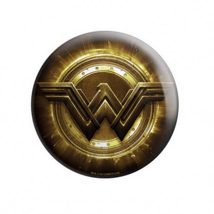 Wonder Woman Logo - DC Official Badge