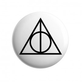 The Deathly Hallows - Badge