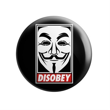 Disobey - Badge
