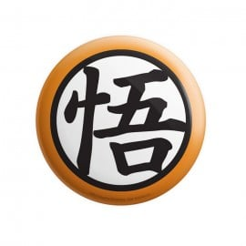 Goku: Go Kanji - Dragon Ball Z Official Badge