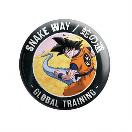 Snake Way - Dragon Ball Z Official Badge
