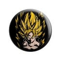 Super Saiyan Goku - Dragon Ball Z Official Badge