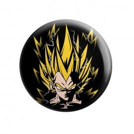 Super Saiyan Vegeta - Dragon Ball Z Official Badge