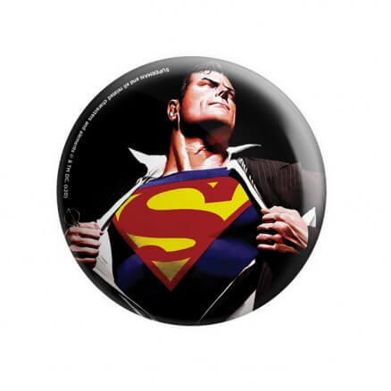 Duty Calls - Superman Official Badge