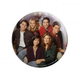 Group Shot - Friends Official Badge