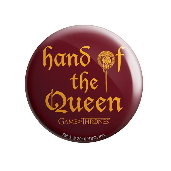 Hand Of The Queen - Game Of Thrones Official Badge