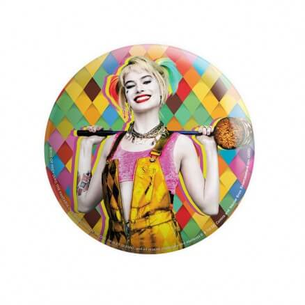 Birds of Prey - Harley Quinn Official Badge