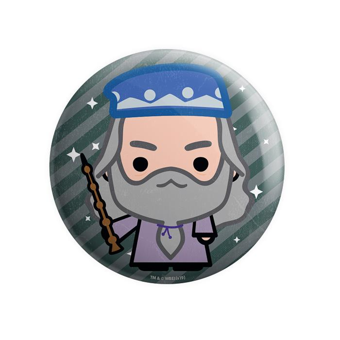 Albus Dumbledore - Harry Potter Official Badge