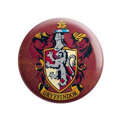 House Gryffindor - Harry Potter Official Badge