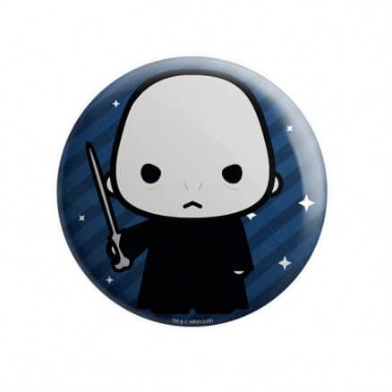 Lord Voldemort - Harry Potter Official Badge