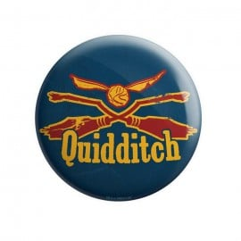 Quidditch - Harry Potter Official Badge