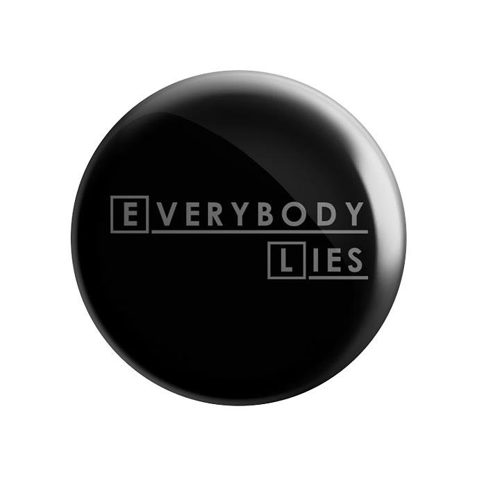 House: Everybody Lies - Badge