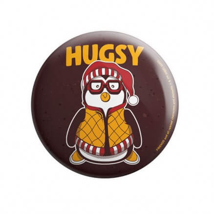 Hugsy - Friends Official Badge