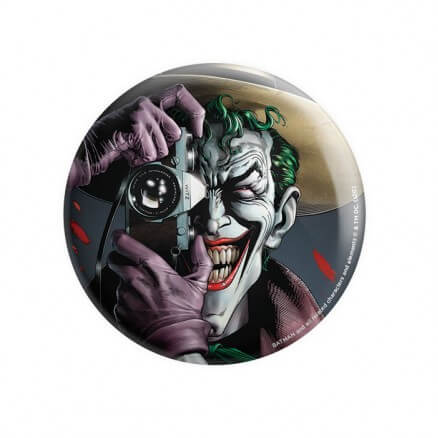 The Killing Joke - Joker Official Badge