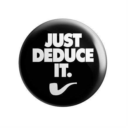 Just Deduce It - Badge