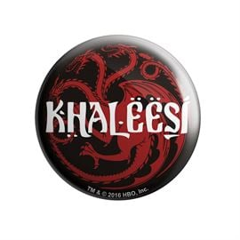 Khaleesi - Game Of Thrones Official Badge