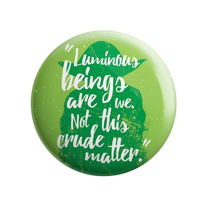 Luminous Beings - Badge