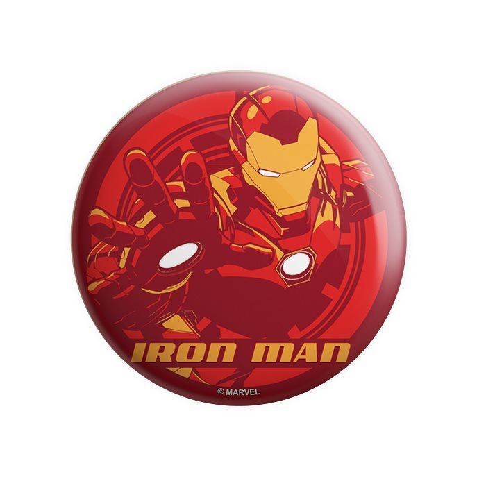 Classic Iron Man - Marvel Official Badge