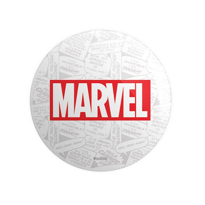 Marvel Comic Logo - Marvel Official Badge