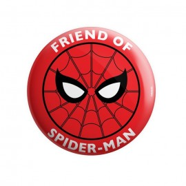 Friend Of Spider-Man - Marvel Official Badge
