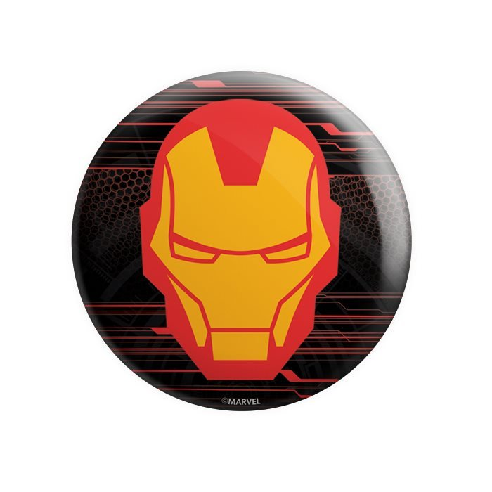 Iron Man Interface - Marvel Official Badge