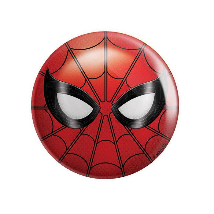 Spider-Man Mask - Marvel Official Badge
