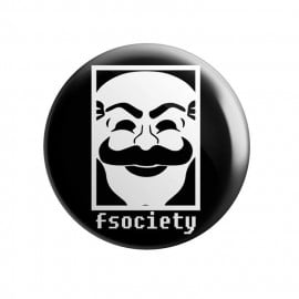 Fsociety - Badge