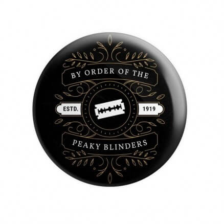 Peaky Blinders: By Order - Badge