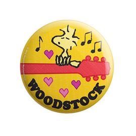 Woodstock - Peanuts Official Badge