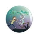 Mortynight Run - Rick And Morty Official Badge