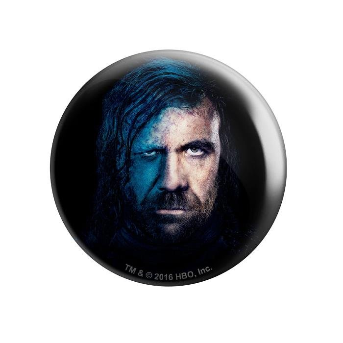 Sandor Clegane - Game Of Thrones Official Badge