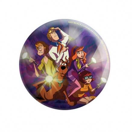 Scooby Gang - Scooby Doo Official Badge
