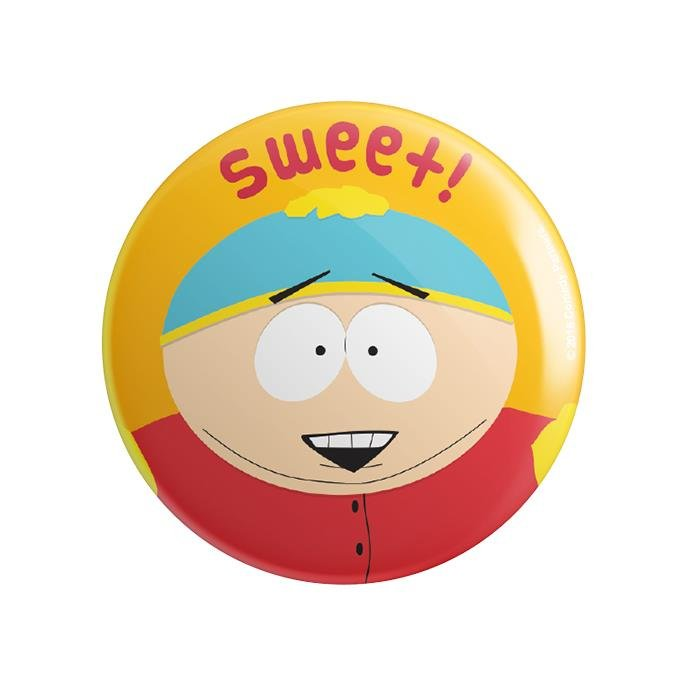Cartman: Sweet - South Park Official Badge