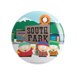 Squad - South Park Official Badge