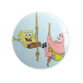 Best Buddies - SpongeBob SquarePants Official Badge
