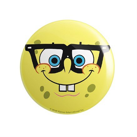 NerdyPants - SpongeBob SquarePants Official Badge