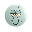 Squidward: Face - SpongeBob SquarePants Official Badge