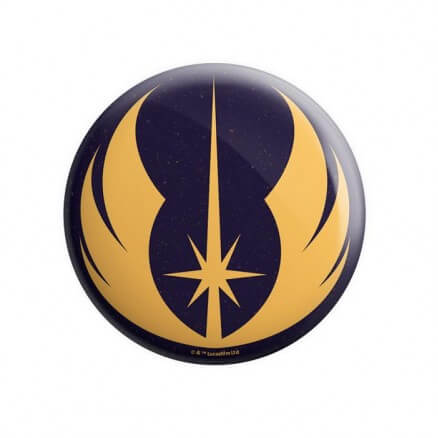 Jedi Order Logo - Star Wars Official Badge